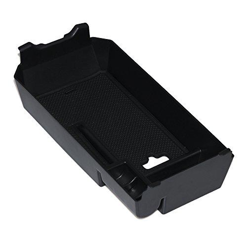 AndyGo® Car Glove Box Center Armrest Storage Box Storage For Mercedes Benz C Class W205 C180 200 260 2014 2015