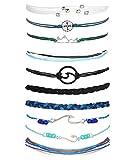 Long tiantian Ocean Wave Anklet Bracelets for Women