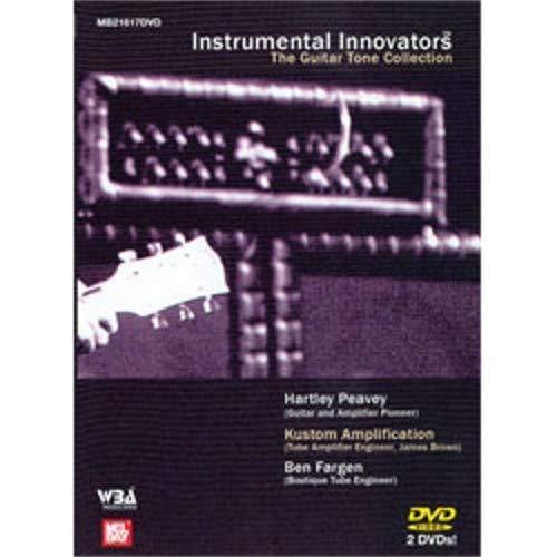Mel Bay Instrumental Innovators: The Guitar Tone Collection 2 Set DVD