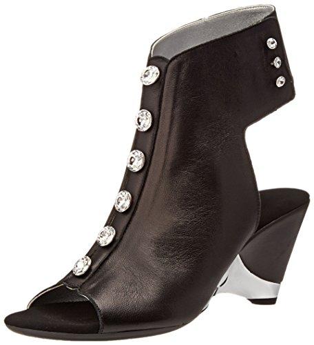 Onex Womens Roccia Su 3 Vestito Sandalo Nero