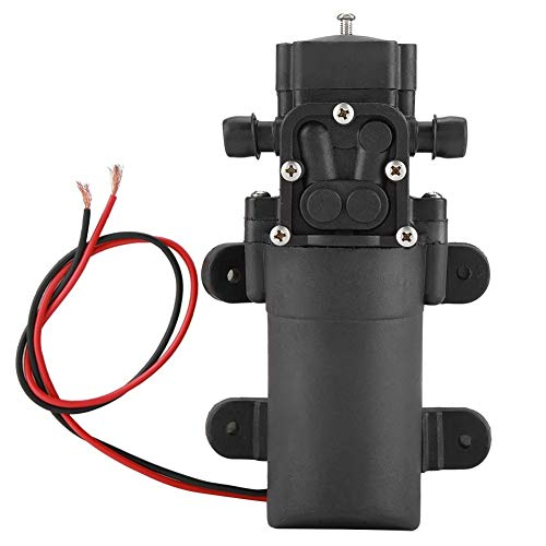Delaman High Pressure Electric Water Pump 15-20L Diaphragm Pump for Agriculture