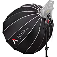 Aputure Light Dome 35 Softbox with Bowen-S Speed Ring with Carrying Bag for Aputure Light Storm COB 120t and Other Bowen-S Mount Lights
