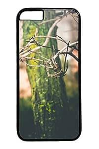 Fresh daisies Custom iphone 6 plus 5.5inch Case Cover Polycarbonate black