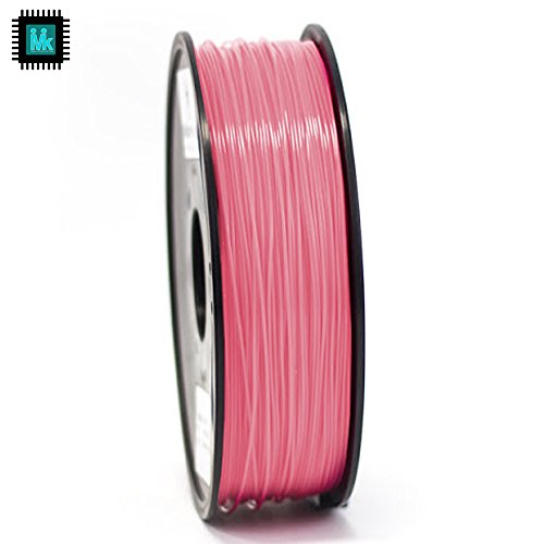 IMIK 1.75mm PLA Filament 1 KG Roll for 3D Printers (Pink)