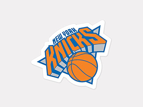 NBA New York Knicks Perfect Cut Color Decal, 4