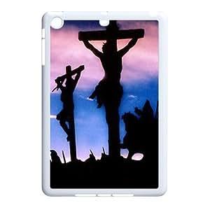 I-Cu-Le Design Case Jesus Customized Hard Plastic Case for iPad Mini