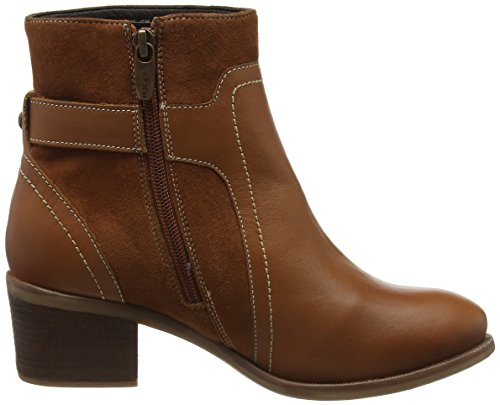 Hush Puppies Fondly Nellie - Botas Mujer Cognac