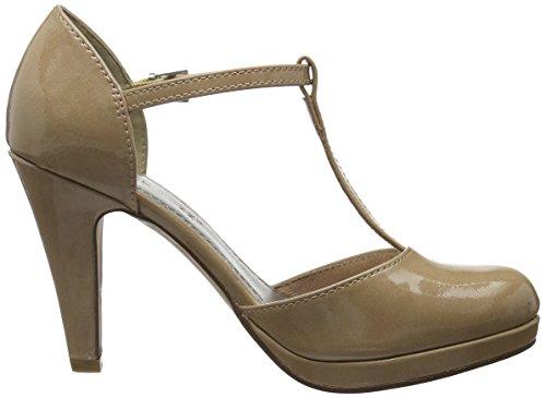 De 535 candy Tozzi Marco Marrón 24416 Tacón Mujer Para Zapatos f1nTUnz
