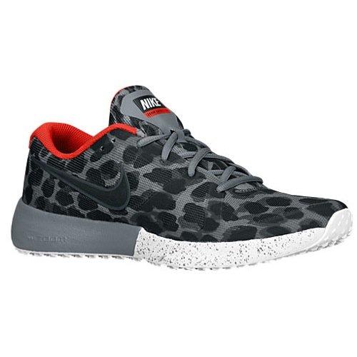 Nike Zoomsnelheid Tr Heren Loopschoenen Cool Grijs / Antraciet / Zwart / Uitdaging Rood