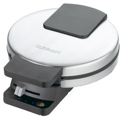 Cuisinart WMR-CA Waffle Maker, Classic, Stainless Steel & Non-Stick