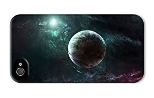 Hipster fashion iPhone 4S cases Space Digital Art PC 3D for Apple iPhone 4/4S