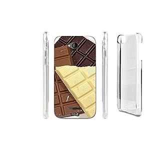 FUNDA CARCASA KIND OF CHOCOLATE PARA HTC DESIRE 616