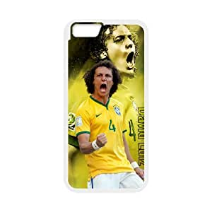 Lovely David Luiz Phone Case For iPhone 6,6S 4.7 Inch A55923