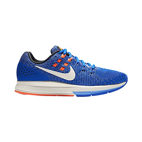 Blue hypr Running de blk Mujer Racer Air Orng para Nike Zapatillas Structure Sail Zoom W Azul 19 qwZWpxF7U0
