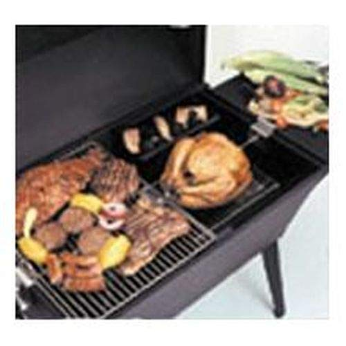 Cajun 100ROT Rotisserie Kit for Super - Rotisserie Cajun Steel Stainless