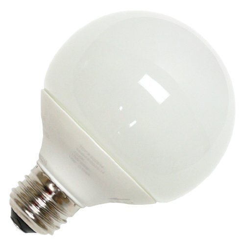 TCP 2G2514 14-watt G25 Globe CFL, 2700-Kelvin by TCP