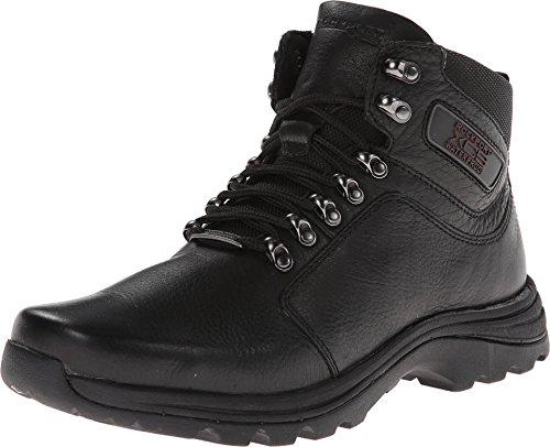 Rockport Men's Elkhart Snow Boot-Black-12  - Boots Men Winter Rockport For