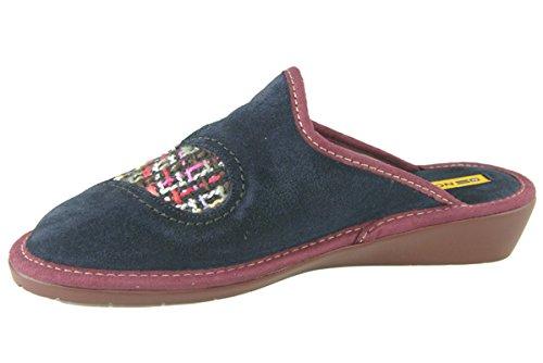 Nordika - Zapatillas de estar por casa para mujer * Auditor Value azul marino