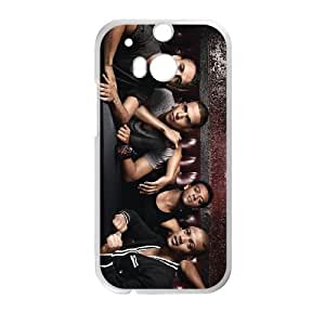 HTC One M8 Cell Phone Case White Boy band Xqgf