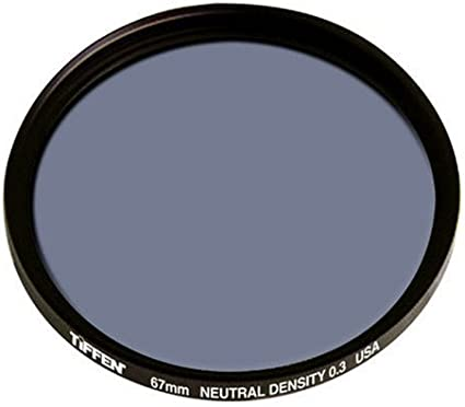 Tiffen 67mm Neutral Density 0.3 Filter Certified Refurbished