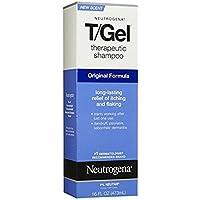 Neutrogena T/Gel Therapeutic Shampoo Original Formula 16 oz (Packs of 3)
