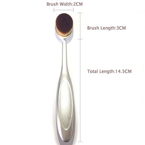 TDream Toothbrush Cosmetic Blusher Foundation product image