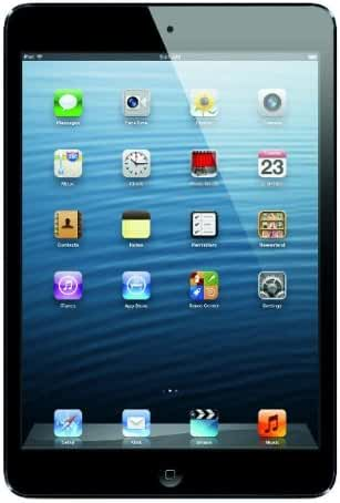 Apple iPad mini MD529LL/A Wi-Fi 32GB Tablet, Black (Certified Refurbished)