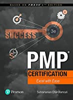 Pmp Certification: Excel With Ease, 3rd Edition Front Cover
