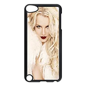 I-Cu-Le Customized Print Britney Spears Pattern Hard Case for iPod Touch 5