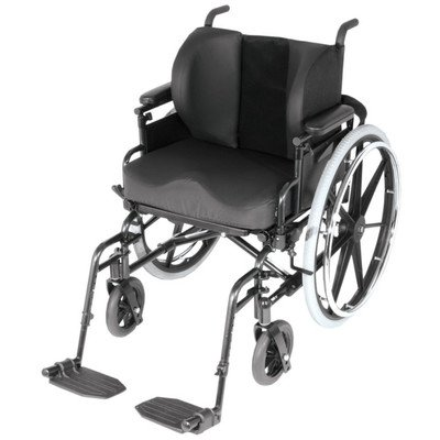 Lateral Support Wheelchair Cushion Size: (Adjustable Lateral Support)