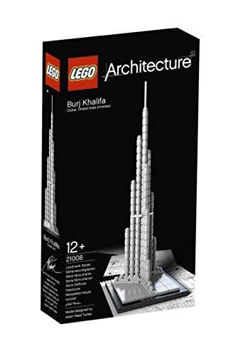 Lego Architecture Burj Khalifa Collectible - 21008