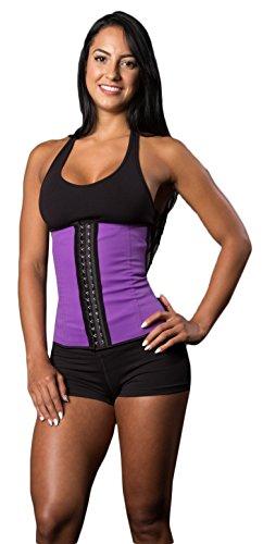 hrglass-training-waist-trainer-latex-corset-steel-bone-cincher-l-purple