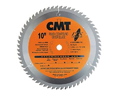 ITK Industrial Finish Compound Miter Saw Blades