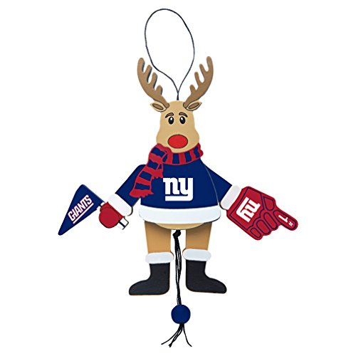 NFL New York Giants Wooden Cheer