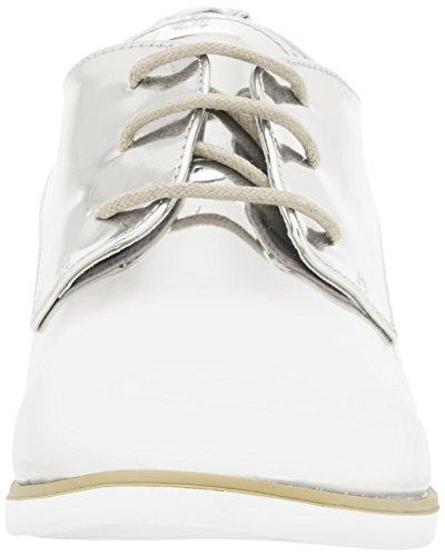 Dolcis Kia - Zapatos de vestir Mujer Plata (Silver)