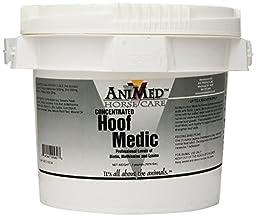 AniMed Hoof Medic Hoof Supplement for Horses, 4-Pound