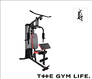 b2acc9a5f Multi Fitness Strength Gym Station Full Body Home Workout Chest Pecs ...