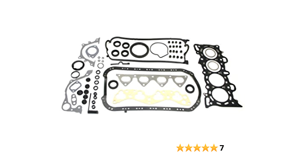Yonaka Compatible with Honda Civic 96-00 D16Y 1.6L MLS Engine Head Gasket
