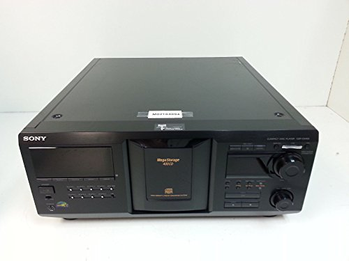 Sony CDPCX455 400 Disc MegaStorage CD Changer