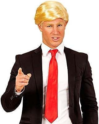 Amakando Bisoñé Trump | Peluca del Presidente | Peluquín Años 70 ...