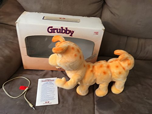 Electronic Grubby from Teddy Ruxpin