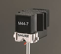 Shure M44-7 Standard DJ Turntable Cartridge by Shure