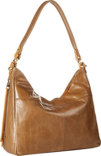 Convertible Hobo Shoulder Delilah Leather Women's Mink Bag p4HxPTw
