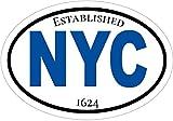 New York City Decal - Establis