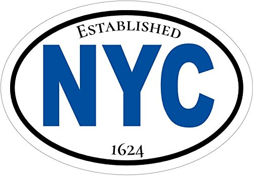 car sticker new york - 6