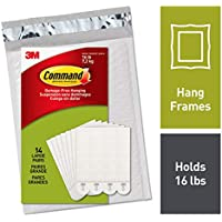 Command 3M Picture Hanging Strips, Create Gallery Walls,...
