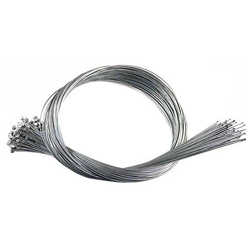 JPLZi 2019 Universal MTB Road Bike Bicycle Inner Brake Cable Core Wire 174cm Brake Line (A) (Best Mtb Brakes 2019)