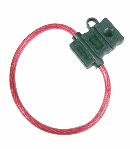 Keep It Clean 141322 10 Gauge ATC Fuse Holder with Cover