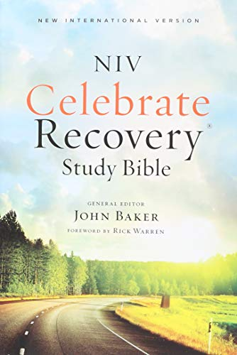 NIV, Celebrate Recovery Study Bible (Best New Life Recovery)