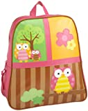 Stephen Joseph Little Girls' Little Girls' Go-go Bag, Owl, One Size Review